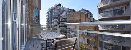 Duplex for rent - Sylvain Dupuisstraat 18<br /> 8300 Knokke-Heist