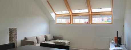 Duplex for rent - Rue Godecharle 7<br /> 1050 Ixelles