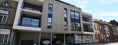 Apartment for rent - Fbg de Charleroi 49<br /> 1400 Nivelles