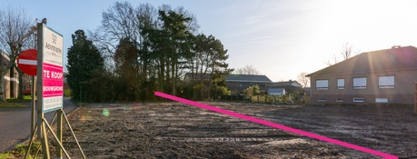 Building land for sale - Oude Arendonksebaan 101<br /> 2360 Oud-Turnhout